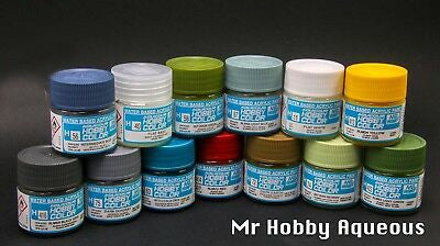 Mr Hobby Aqueous Colour