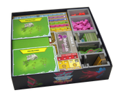 Folded Space Game Inserts - Dinosaur Island