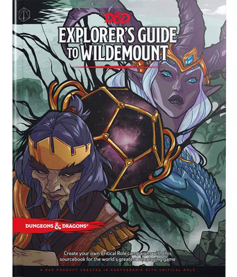 D&D Explorers Guide to Wildemount