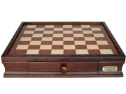 Chess Box with Drawers 20 inch