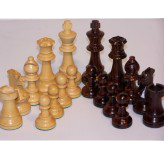 Chess Pieces Rosewood 95