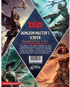 D&D Screen Temple of Elemental Evil