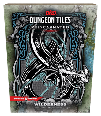 D&D Dungeon Tiles Wilderness
