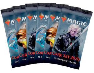 MTG 2020 Core set Boosters