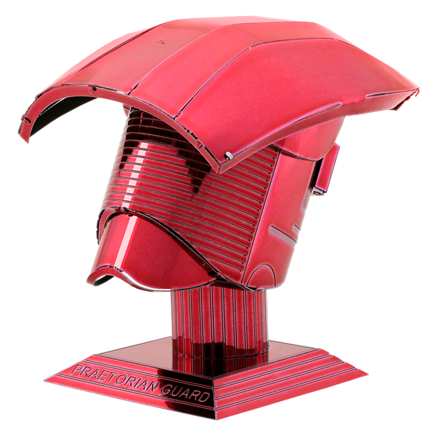 Metal Earth Star Wars Helmet Praetorian Guard