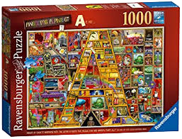 Awesome Alphabet A 1000pc