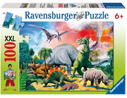 Among the Dinosaurs 100pc