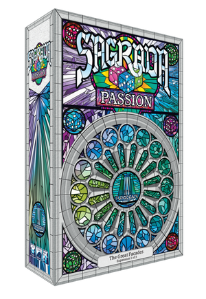 Sagrada Passion expansion