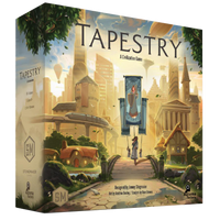 Tapestry Board Game