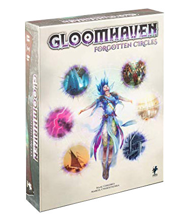 Gloomhaven Forgotten Circles Board Game Expansion