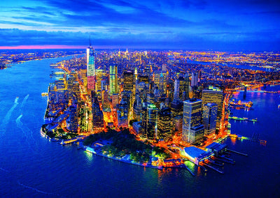 New York Aerial View 2000pc