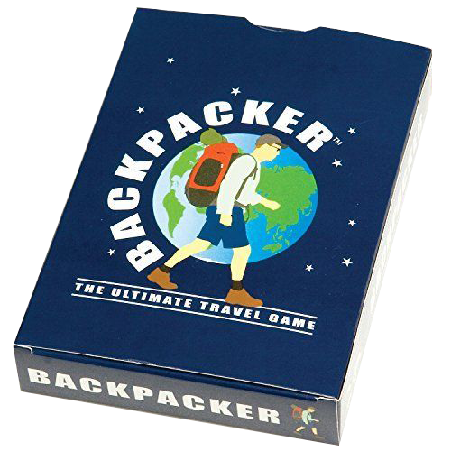 Backpacker card game