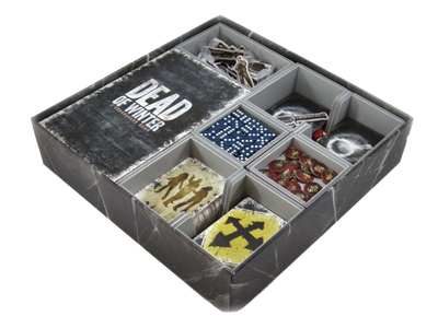 Folded Space Game Insert - Dead of Winter