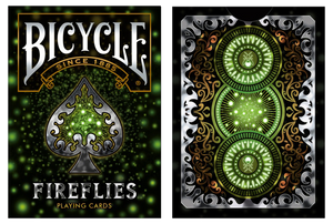 Bicycle Fireflies Foil