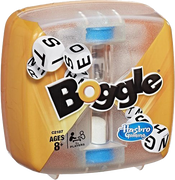 Boggle Dice Game