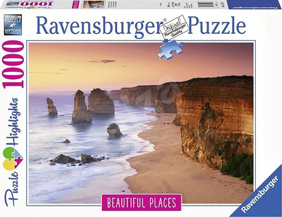 Beautiful Places Great Ocean Road, Australia 1000pc