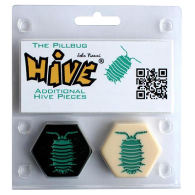 Hive Pillbug Board Game Expansion