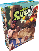 Smash Up World Tour International Incident Board Game Expansion
