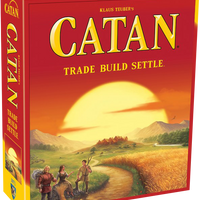Catan 5th Edition Board Game