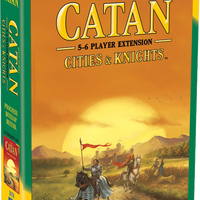 Catan Cities and Knights Extension