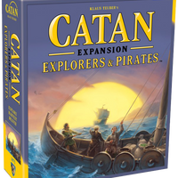 Catan Explorers and Pirates