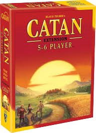 Catan Extension 5&6 players
