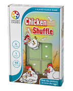 Chicken Shuffle Solo Puzzle Game