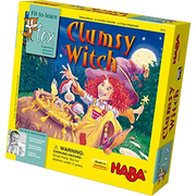 Clumsy Witch Game