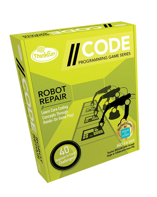 Code Robot Repair Game