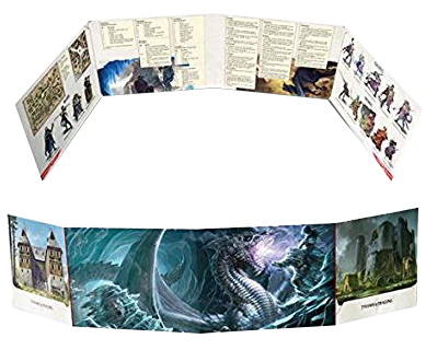 D&D Tyranny of Dragons DM Screen