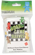 Board Game Sleeves Medium 100