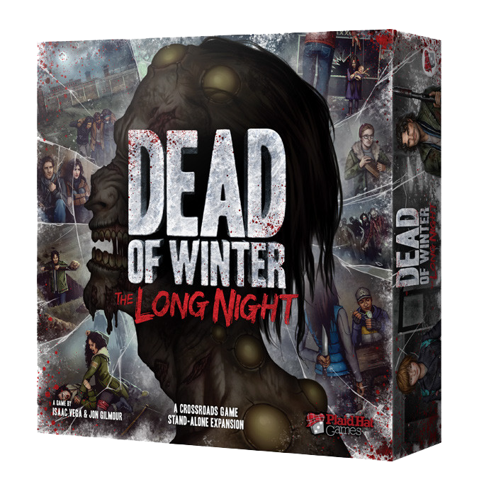 Dead of Winter The Long Night Board Game