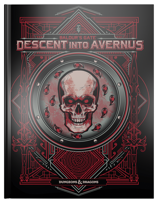 D&D Balders Gate Descent into Avernus Alt Cover