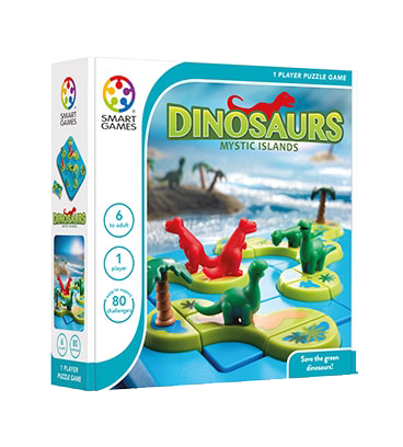 Dinosaur Mystic Islands