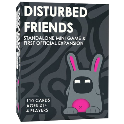 Disturbed Friends Expansion and Mini Game