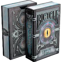 Bicycle Dragon Tome Playing Cards