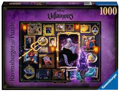 Disney Villainous Ursula 1000pc
