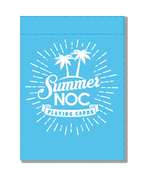 Summer NOC Playing Cards Blue