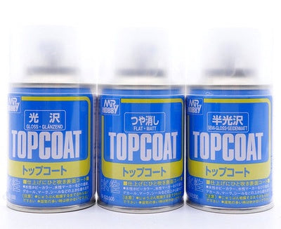 Mr Topcoat