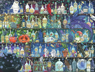 Poisons and Potions 2000pc