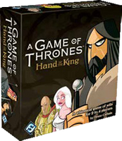 Game of Thrones hand of the King
