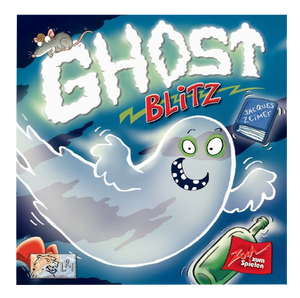 Ghost Blitz Card Game