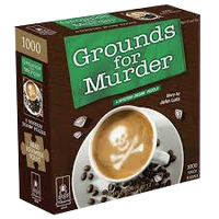 Grounds For Murder Jigsaw