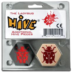 Hive Ladybug Board Game Expansion