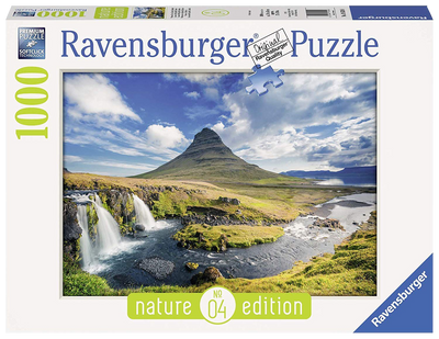 Nature Edition 4 Visions of Kirkjufell 1000pc
