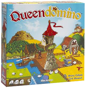 Queen Domino Board Game