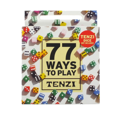 Tenzi 77 ways card Pack