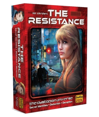The Resistance Card Game