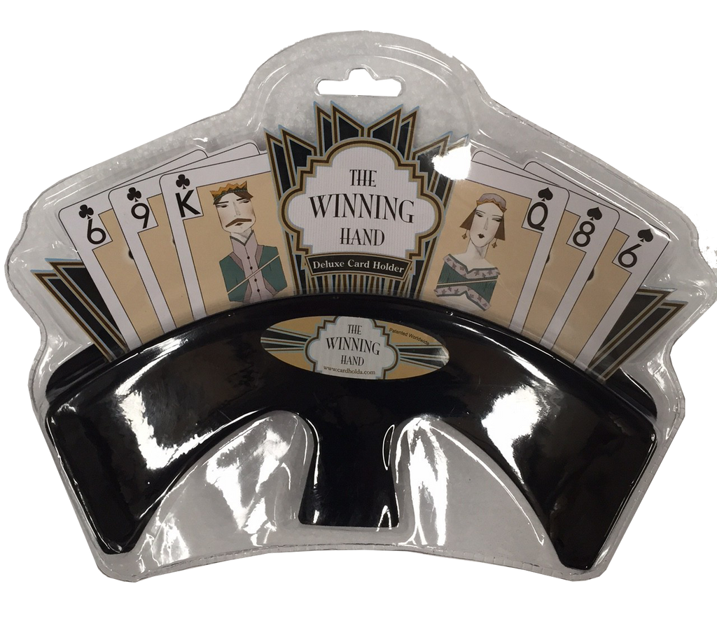 Winning hand card Holder