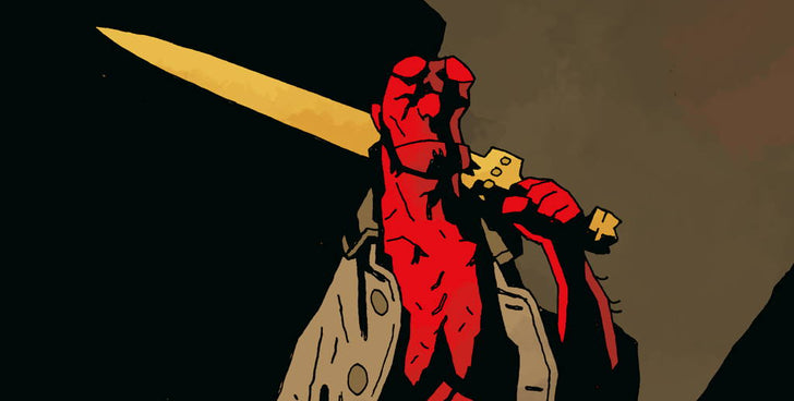 Hellboy Action Figure Updates!